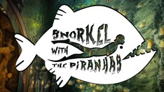 Snorkel-with-Piranha- Product Thumbnail 1